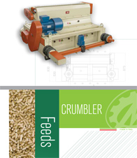 Animal Feed Crumbler