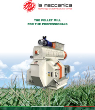 The pellet mills for the professionals